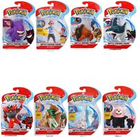 Pokemon  Battle Feature Figure Assorti Wave 5