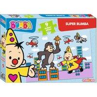 Bumba Puzzel 9 Stuks Super Bumba