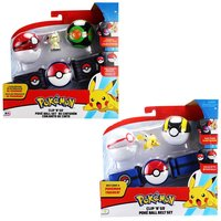 Pokemon Clip N Go Poke Ball Belt Set Wave 5