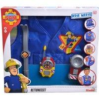 Brandweerman Sam Verkleedset B/O