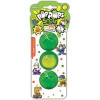 Bevrijd het snotz figuurtje uit het slijmerige pop pops snotz mini pack  drie pop pops bubbels met kleverig ...