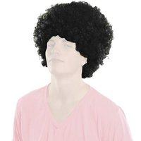 Peluca Afro - Negra