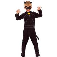 Ladybug - Cat Noir - Disfraz Clásico 7-8 años