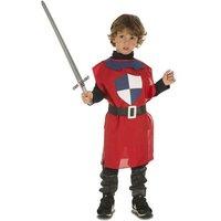 Disfraz Infantil - Peto Medieval Rojo