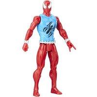 Spider-Man - Scarlet Spider - Figura Titan Hero