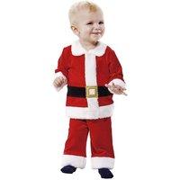 Babies R Us - Conjunto Santa Claus 0-24 meses