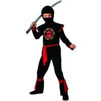 Disfraz Infantil - Ninja Dragón Negro 8-10 años