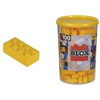 Blox - Bote de 100 Bloques Amarillos