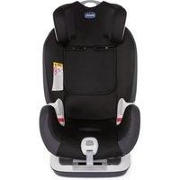 Chicco - Silla de Coche Seat Up Jet Black Grupo 0+-1-2 (De 0 a 25 kg)