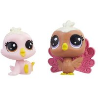 Littlest PetShop - Pack 2 Mascotas Birds