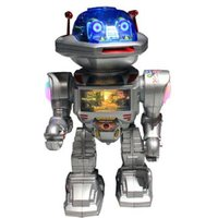 Robot Lanzadiscos