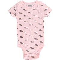 Babies R Us - Pack 4 Bodies Mangas Cortas Rosa Amarillo Gris 0-24 meses