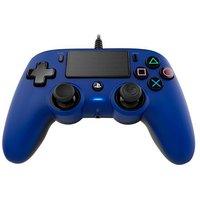 PS4 - Mando Nacon Wired Compact Azul