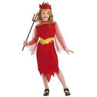 Disfraz Infantil - Diablilla 8-10 años