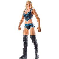 WWE - Charlotte Flair - Figura Básica