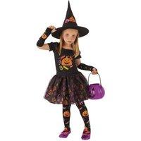 Disfraz Infantil - Bruja Candy 3-4 años