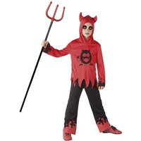 Disfraz Infantil - Diablillo con Ojos 3-4 años
