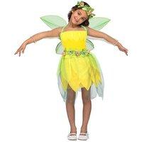 Disfraz Infantil - Hada del Bosque Yellow 7-9 años