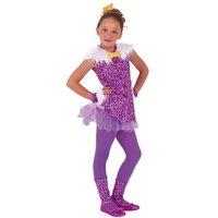 Disfraz Infantil - Niña Cavernícola 5-7 años