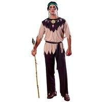 Disfraz Indio Adulto - Talla Única