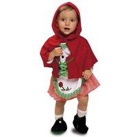 Disfraz Bebé - Caperucita 7-12 meses