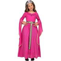 Disfraz Infantil - Princesa Medieval 7-9 años