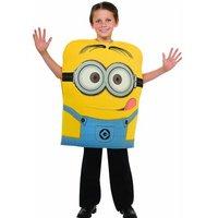 Disfraz Infantil - Minion Dave 3-4 años