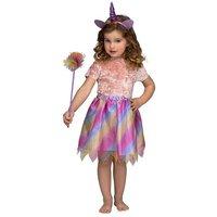 Disfraz Infantil - Tutú Unicornio Morado 3-6 años