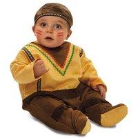 Disfraz Bebé - Indio 0-6 Meses