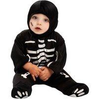 Disfraz Infantil - Bebé Esqueleto 7-12 meses