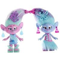 Trolls - Set de Diseño Saten y Chanelle
