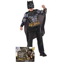 Liga de la Justicia - Batman - Disfraz en Caja 5-6 años