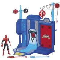 Spider-Man - Playset Campo de Entrenamiento