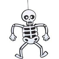 Móvil Esqueleto Fieltro 51 cm