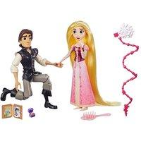 Rapunzel - Propuesta Real - Pack 2 Figuras Enredados