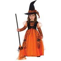Disfraz Infantil - Bruja Brillante 3-4 años
