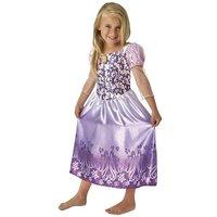 Princesas Disney - Disfraz Rapunzel 7-8 años