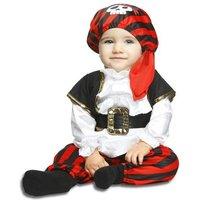 Disfraz Bebé - Pequeño Pirata 12-24 Meses