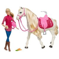 Barbie - Barbie y Caballo Superinteractivo