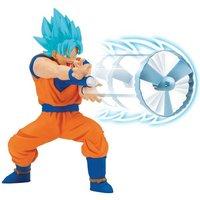 Dragon Ball - Blue Goku - Figura Kamehameha Dragon Ball Super