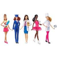 Barbie - Muñecas 5 Profesiones