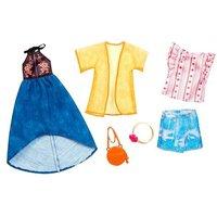 Barbie - Vestido Vaquero y Falda Vaquera - Pack 2 Modas