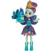 Enchantimals - Patter Peacok - Muñeca y Mascota
