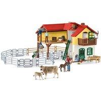 Schleich - Granja con Establo y Animales