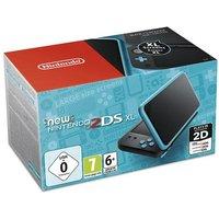 New Nintendo 2DS XL Negro y Turquesa
