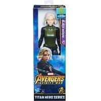 Los Vengadores - Viuda Negra - Figura Titan Hero 30 cm