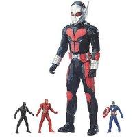 Capitán América - Pack de Batalla Ant Man 4 Figuras
