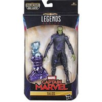 Capitana Marvel - Talos - Figura Legends Series