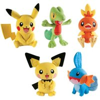 Pokémon - Peluche 21 cm (varios modelos)