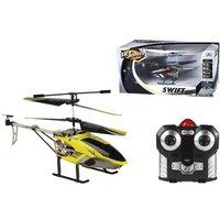 Helicóptero Radio Control Swift 30 cm (varios modelos)